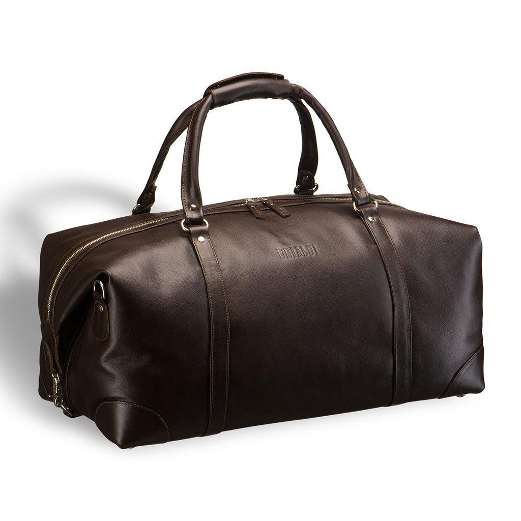 Дорожная сумка BRIALDI Lincoln (Ли?нкольн) brown