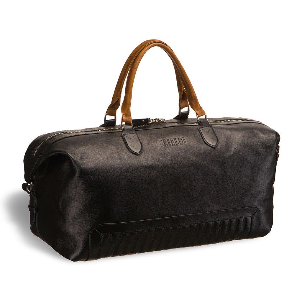 Дорожно-спортивная сумка BRIALDI Olympia (Оли?мпия) black