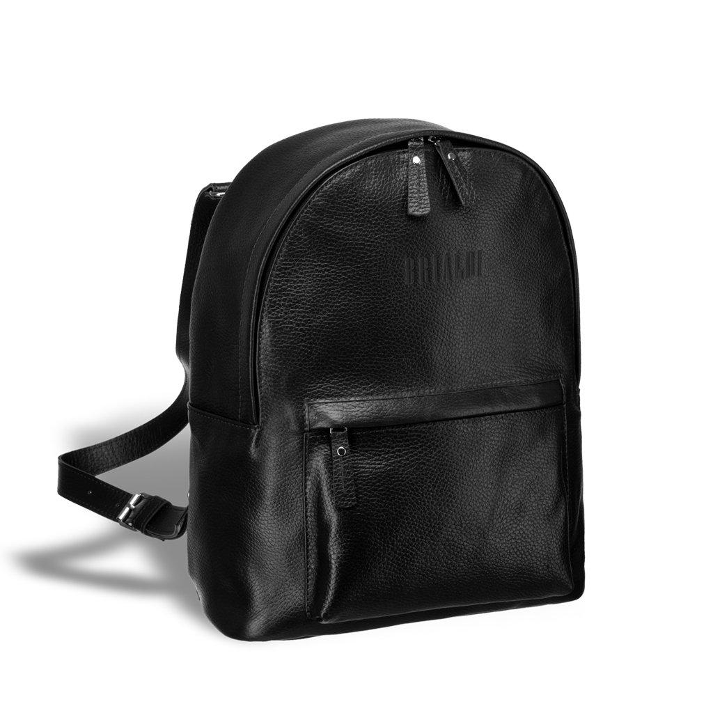 Купить Женский рюкзак-трансформер BRIALDI Esperance (Эсперанс) relief black, Италия, Черный, Рельефная натуральная кожа Canyon