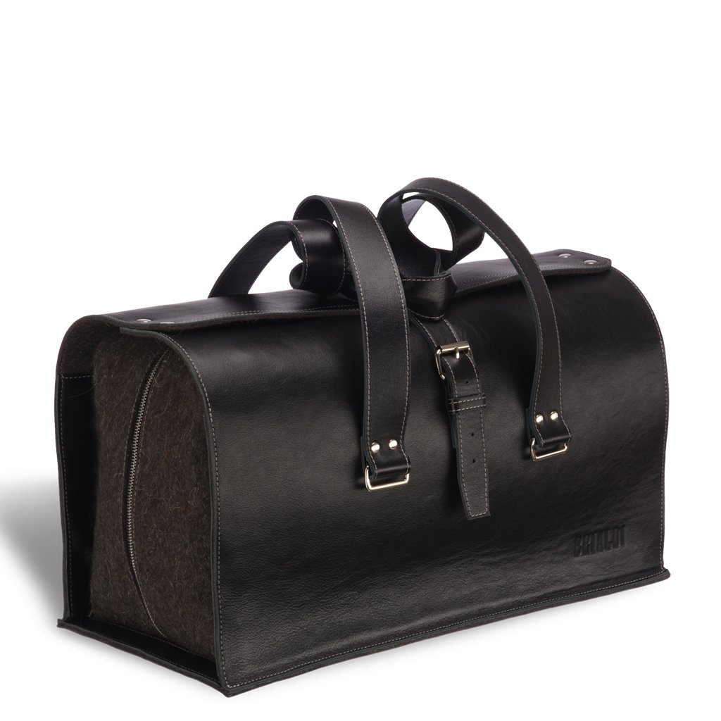 Купить со скидкой Уникальная дорожная сумка BRIALDI Bonifati (Бонифати) black