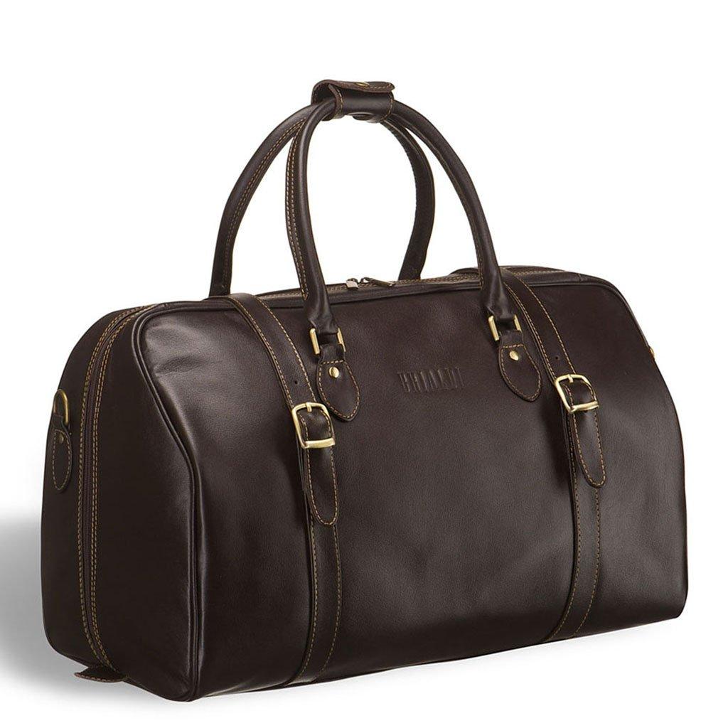 Купить со скидкой Дорожная сумка BRIALDI Rockford (Рокфорд) brown