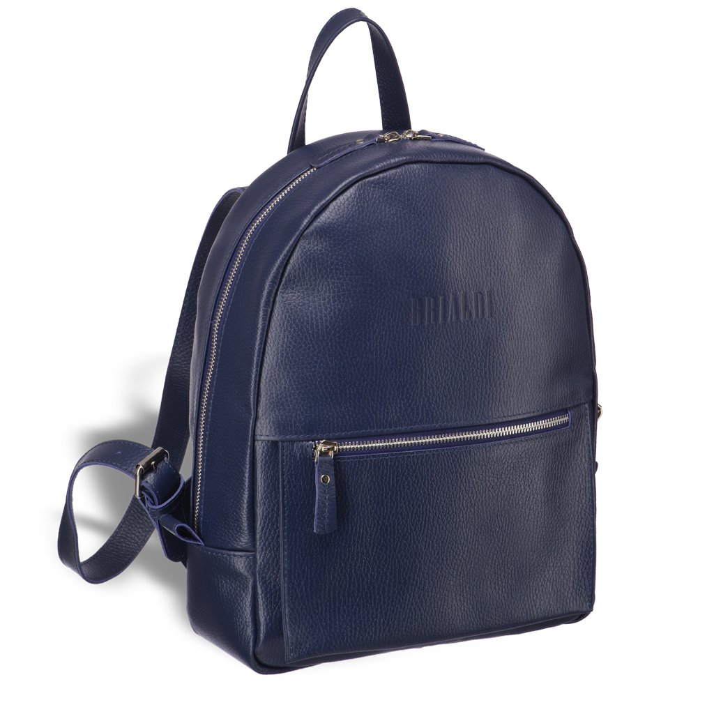 Женский модный рюкзак BRIALDI Giulietta (Джульетта) relief navy
