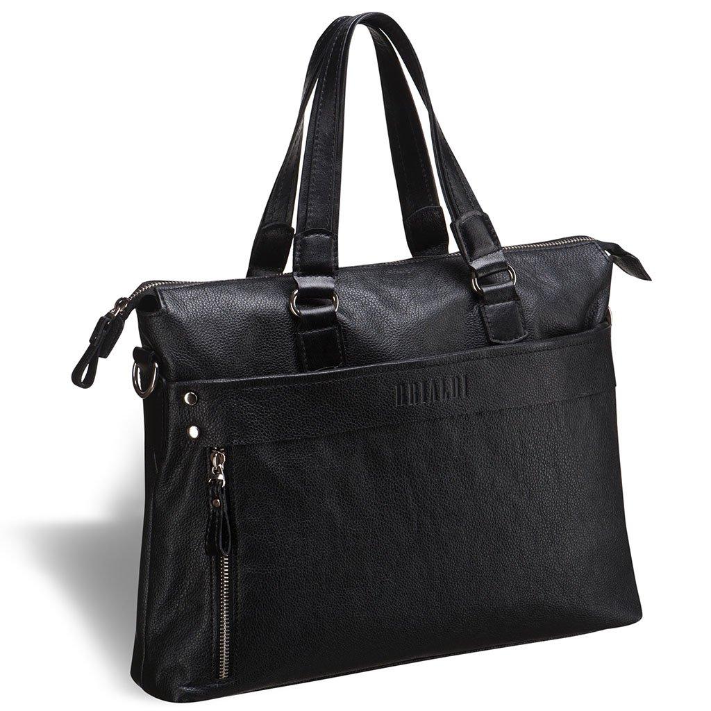 Купить со скидкой Деловая сумка BRIALDI Stockton (Стоктон) black