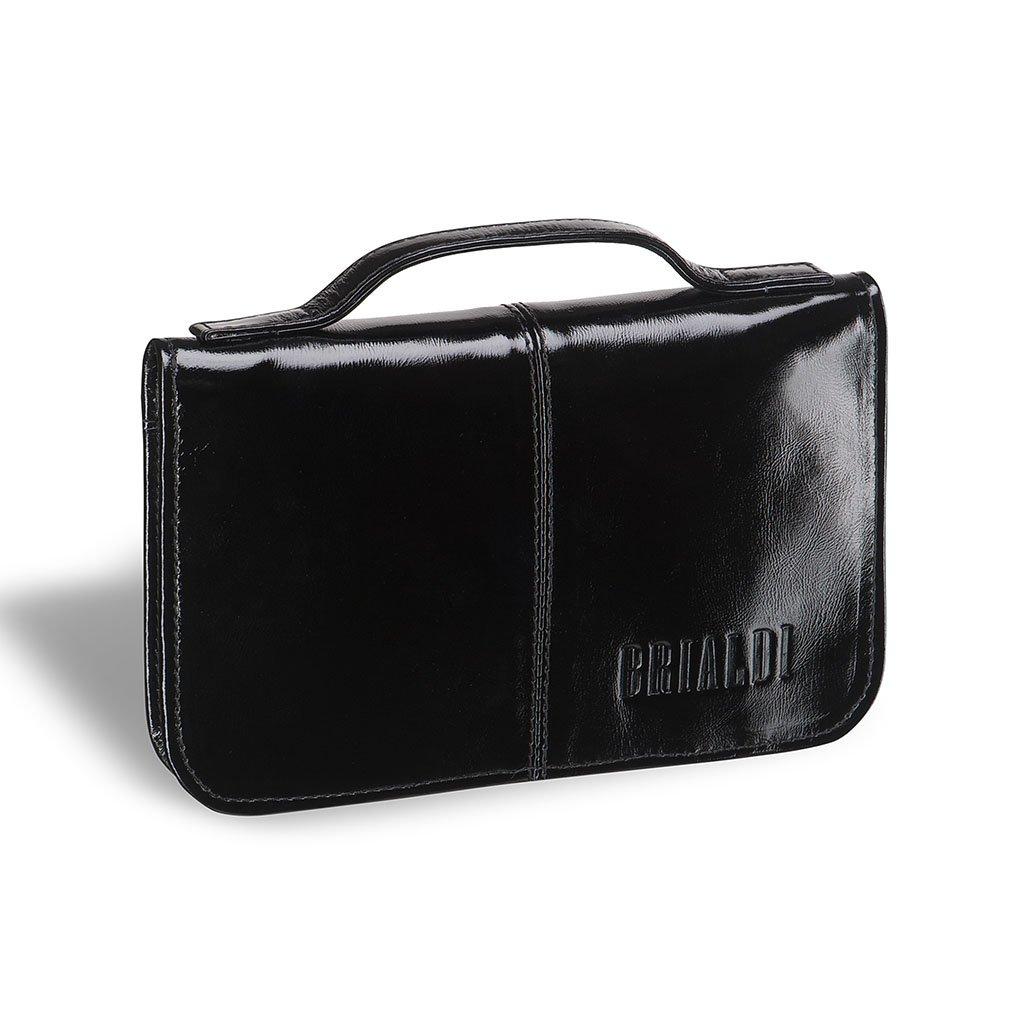 Купить со скидкой Мужской клатч BRIALDI Utah (Юта) shiny black