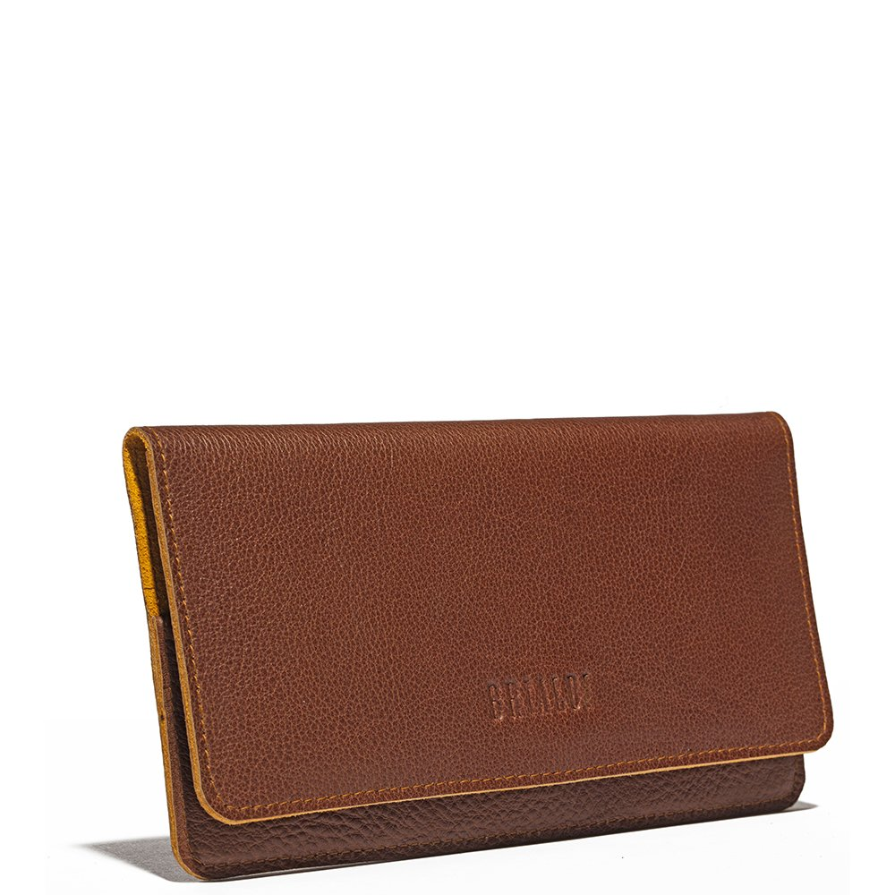 Купить со скидкой Бумажник BRIALDI Trapani? (Трапани) red