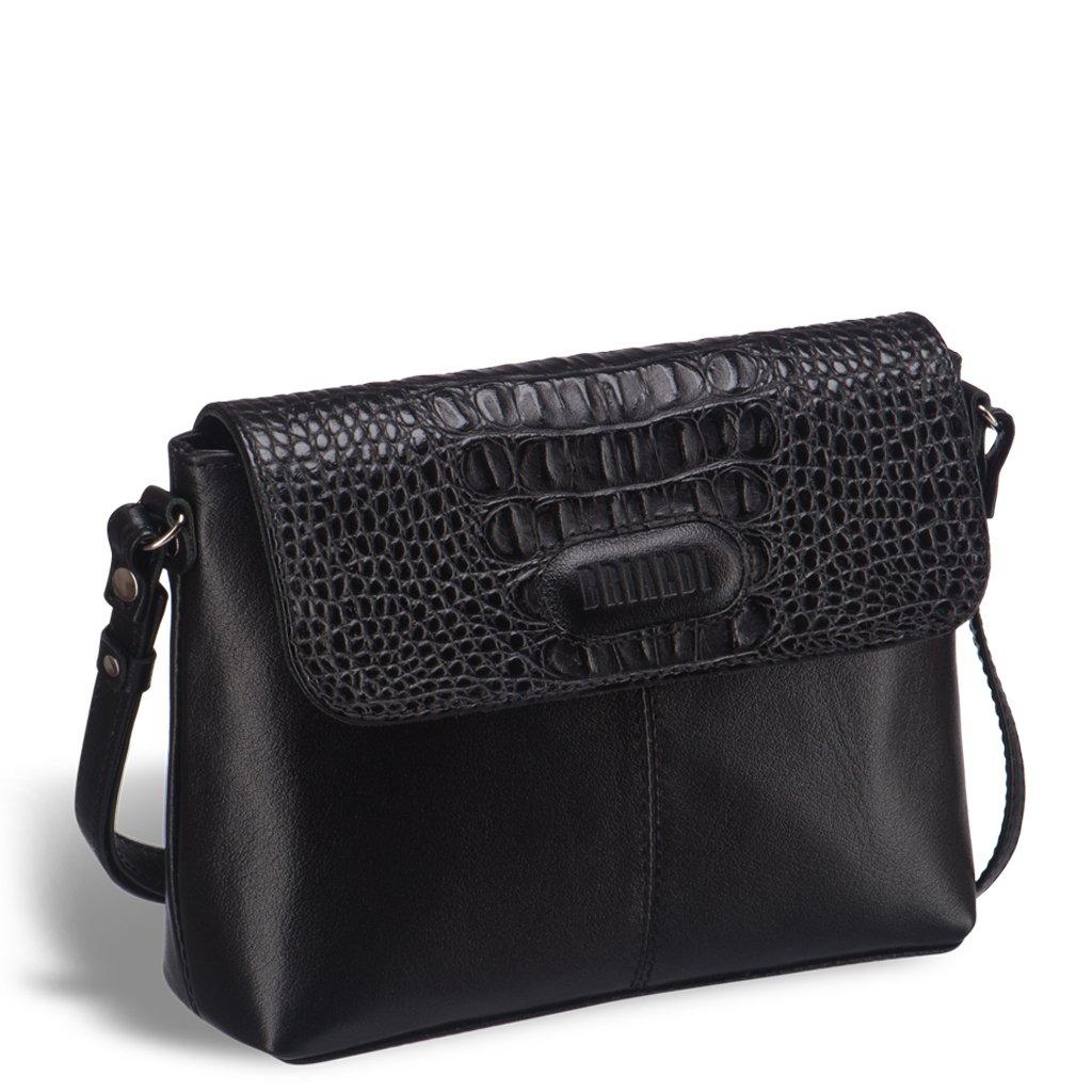 Женская сумочка через плечо BRIALDI Cristo (Кристо) black