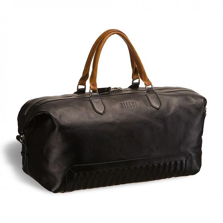 8ef55365f45a Кожаная дорожная мужская сумка: как не прогадать с выбором