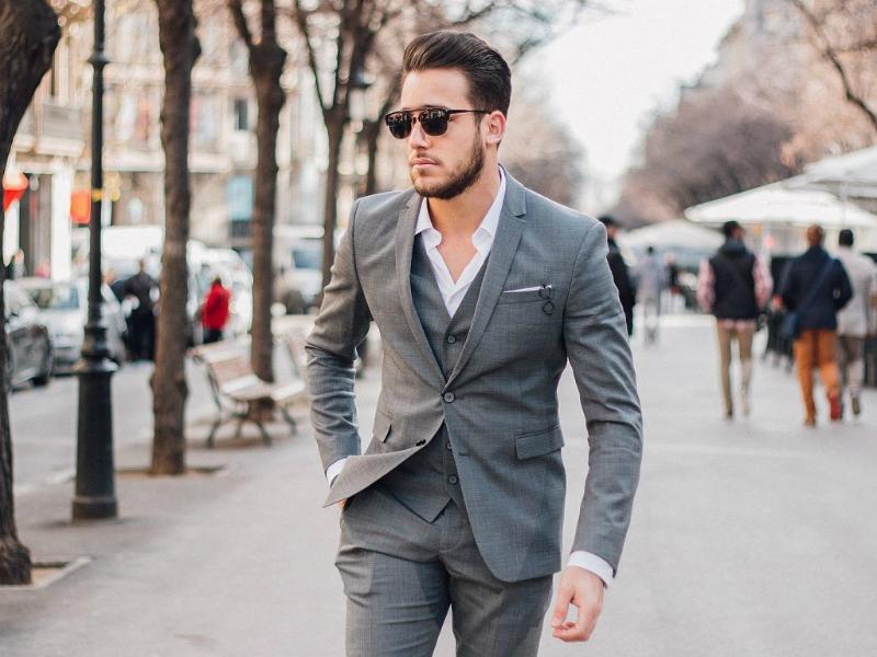 Как правильно одеться мужчине