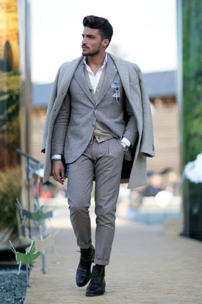 Как хорошо одеваться мужчине
