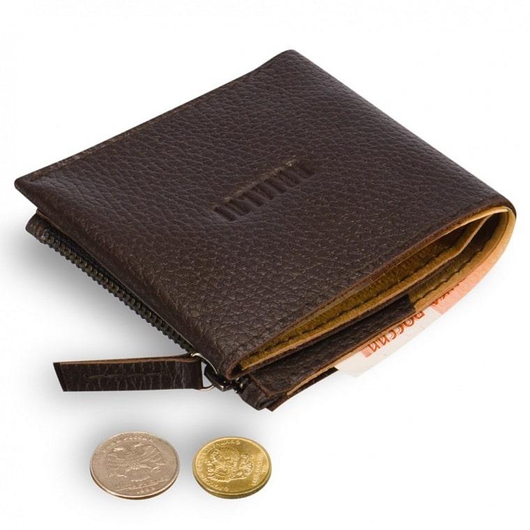 Мужской кошелек из натуральной кожи  виды, советы по выбору, фото 8f15c1bafd1