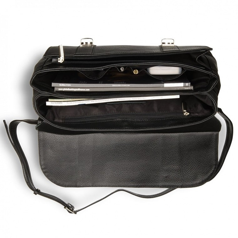 93d48313fd2c Кожаный мужской портфель: удобство и стиль