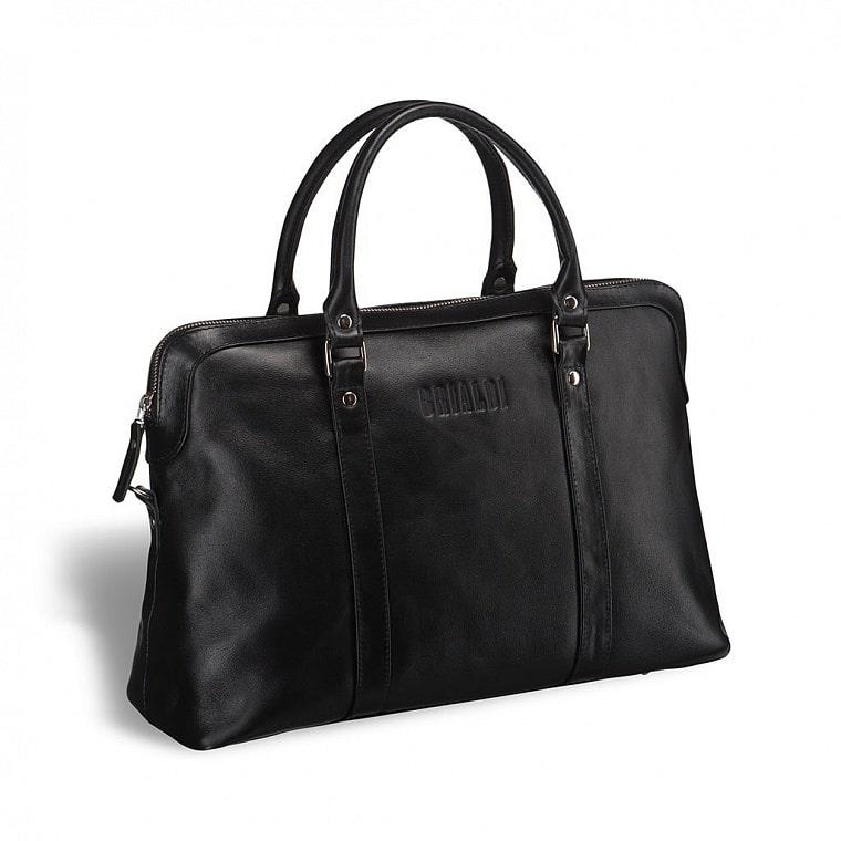 3b90b104be96 Удобная женская сумка BRIALDI Valencia (Валенсия) black купить по ...