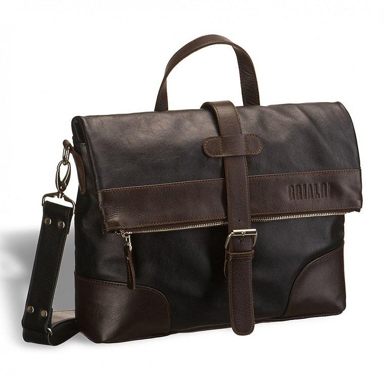 d6df6c7d4250 Универсальная сумка BRIALDI Somo (Сомо) black купить по самой низкой ...