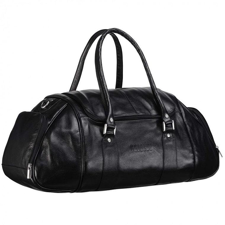606279a8e1ff Дорожно-спортивная сумка BRIALDI Modena (Модена) black купить по ...