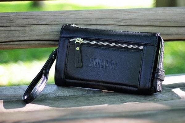 7a1c809cdc5c Мужской кошелек из натуральной кожи: виды, советы по выбору, фото