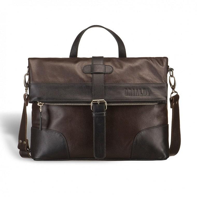 5b0c190b8926 Универсальная сумка BRIALDI Somo (Сомо) brown купить по приемлемой ...