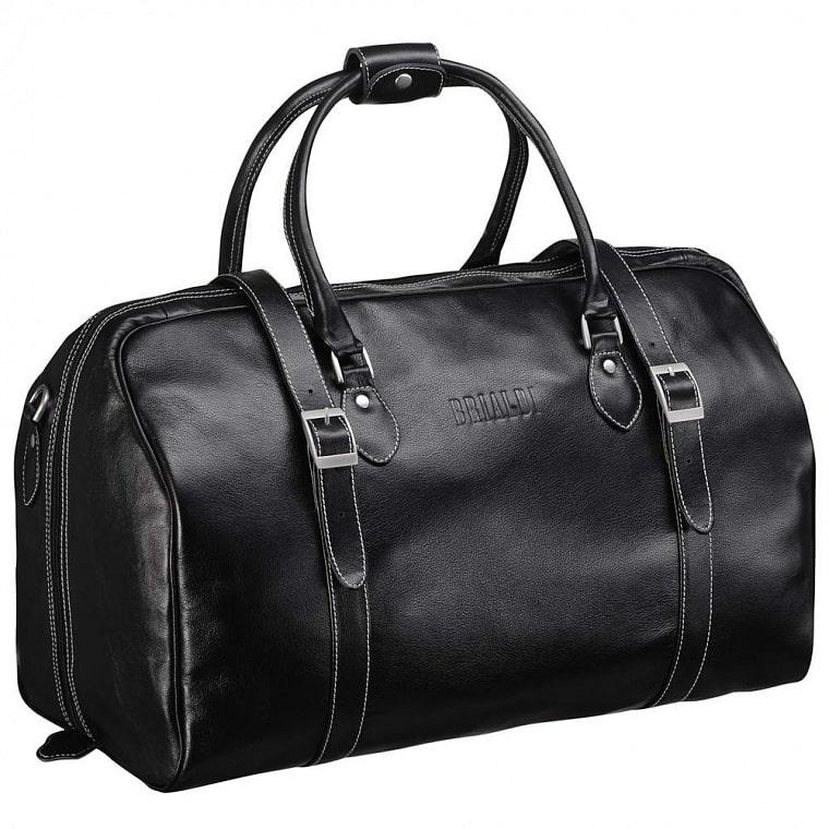 dfd0ad107c1d Дорожная сумка BRIALDI Rockford (Рокфорд) black купить по самой ...