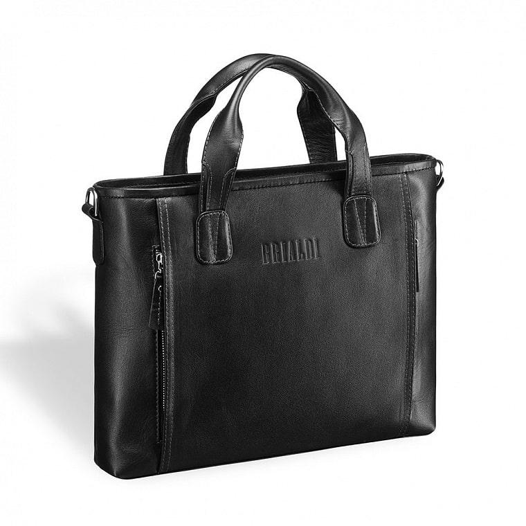 c5b9955859ca Деловая сумка BRIALDI Mestre (Местре) black купить по лучшей цене в ...