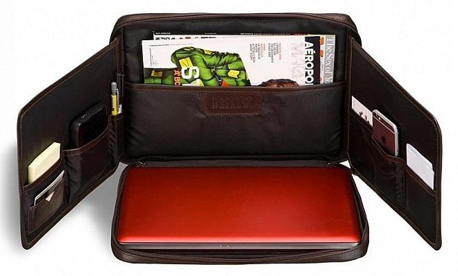 4bf02e8aa90a Мужские сумки А4: виды и критерии выбора