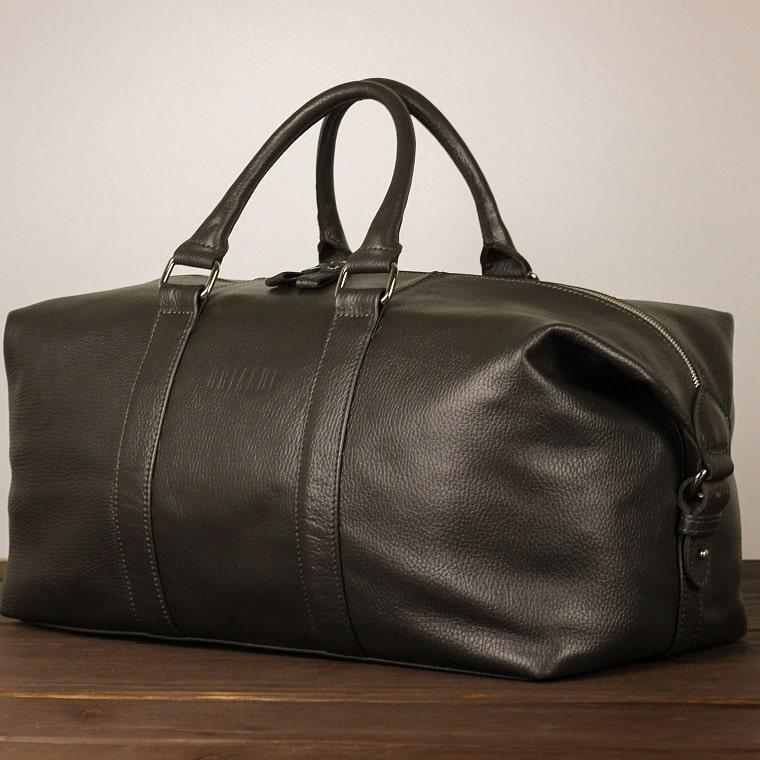 fdc84ac54819 Дорожно-спортивная сумка BRIALDI Liverpool (Ливерпуль) relief brown - вид 1