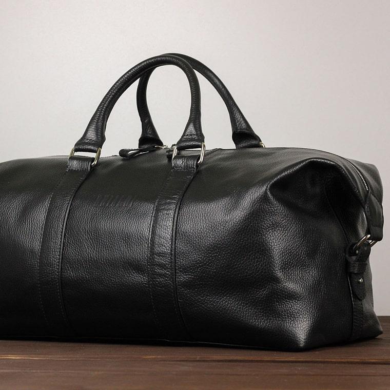 3081c1f57081 Дорожно-спортивная сумка BRIALDI Liverpool (Ливерпуль) relief black - вид 1